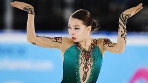 Звездная фигуристка из России выиграла юношеские ОИ со 2-й попытки. Но к турниру есть вопросы