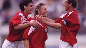 Как сборная России громила Финляндию 6:0. В 1995-м финские фанаты не выдержали позора и пошли по домам
