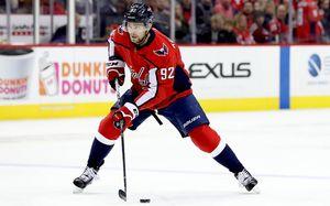 Кузнецов мог забить лучший гол сезона в НХЛ. Ему немного не повезло