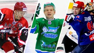 Что стало с главными звездами первых сезонов МХЛ? Барабанов выиграл Олимпиаду, Савченко занесло на Сахалин