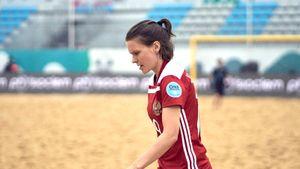 Россиянки не смогли пробиться в финал Евролиги по пляжному футболу