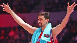Алексей Швед завершил карьеру в сборной России