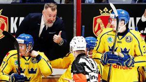 «Клубы КХЛ давят на наших игроков». Швед, конфликтовавший со Знарком, наехал на российскую лигу
