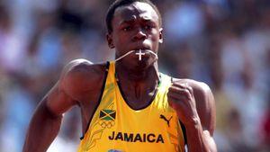 Усэйн Болт не всегда побеждал на Олимпиаде. Смотрим, что с ним было в 2004 году в Афинах