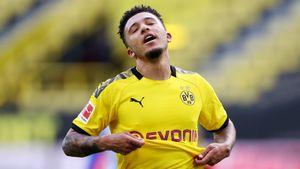 Санчо не будет в «МЮ». Трансферная сага завершилась ничем, англичанин остается в Дортмунде