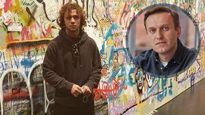 «Свободу Навальному». Панарин поддержал арестованного оппозиционера