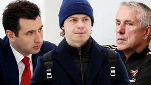 Гусев нужен Хартли в «Авангарде», но вернется в СКА к Ротенбергу? Где будет играть олимпийский чемпион