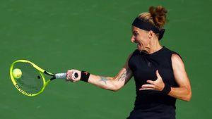 Кузнецова отдала всего 3 гейма экс-чемпионке US Open Стивенс. Ей не хотели давать визу в США