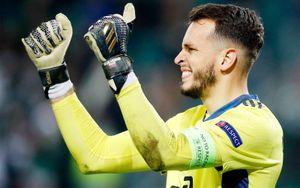 Вратарь «Локо» Гильерме и форвард «Лацио» Иммобиле попали в команду недели в Лиге чемпионов