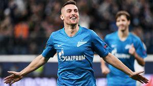 «Зенит» первым из российских клубов вышел в евровесну. С первого места
