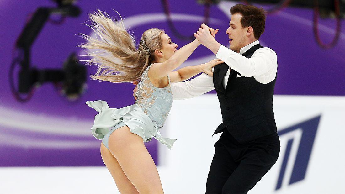 Костомаров: Теперь Синицина  Кацалапов не только самая красивая, но и самая сильная пара в мире