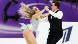 Костомаров: «Теперь Синицина — Кацалапов не только самая красивая, но и самая сильная пара в мире»