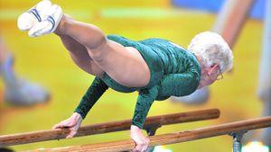 94-летняя Йоханна Кваас — самая возрастная гимнастка в мире: «Перестану заниматься спортом, когда умру»
