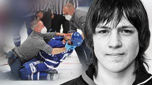 Жуткие эпизоды с хоккеистами, терявшими сознание на льду. Смерть Черепанова и другие трагичные случаи