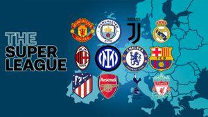 Все 12 клубов-организаторов Суперлиги намерены обсудить расформирование проекта