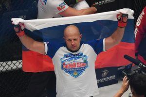 Стал известен возможный соперник Федора Емельяненко вследующем бою