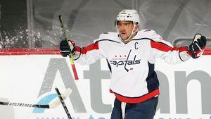 Овечкин вышел на 2-е место в истории НХЛ по голам на выезде