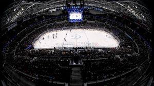 Матч звезд КХЛ снова пройдет вМоскве. Ради новой арены «Динамо» прокатили Питер иХельсинки