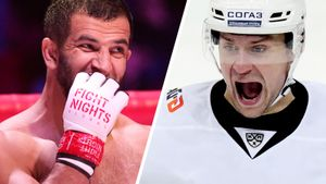 «Хоккеисты хлестали пиво под матерные песни Шнура». Экс-боец UFC готов драться сигроком «АкБарса»