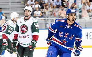 «К русским в НХЛ всегда относятся предвзято». Первый номер драфта вернулся на родину