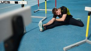 Лучшему русскому легкоатлету Шубенкову негде тренироваться. Он собирается жаловаться губернатору