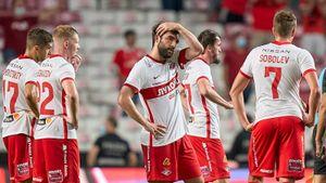 С кем только «Спартак» не позорился в отборе еврокубков: за 14 лет прошли его всего раз. Теперь еще и «Бенфика»
