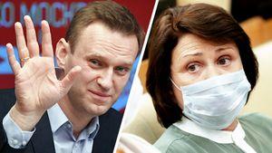 Роднина — о критике Навального в адрес семьи Плющенко: «Он уже один раз нарвался»