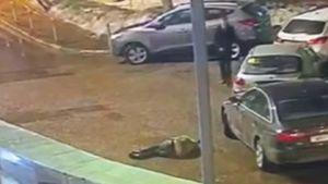 Экс-игрок в американский футбол убил прохожего в Москве. Он посчитал, что тот нуждается в экзорцизме