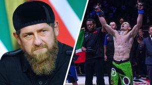 Свой день рождения Кадыров встретил натурнире «Ахмата». Иувидел, как проиграл чемпион изЧечни