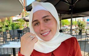 Двукратная чемпионка Европы, латвийская штангистка Коха приняла ислам и надела хиджаб