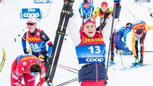 Непряевой и Ступак грозит снятие с «Тур де Ски» за нарушение масочного режима