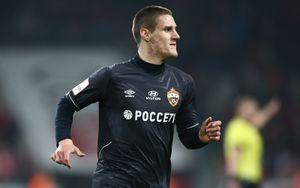 Шкурин в пятницу пройдет медосмотр перед трансфером в киевское «Динамо»