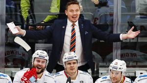Не «шуты», а клоуны. Финский клуб из КХЛ позорно завершил сезон