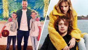 Панарин стал моделью для журналов, Ковальчук устроил мальчишник с сыновьями. Русские звезды НХЛ без хоккея