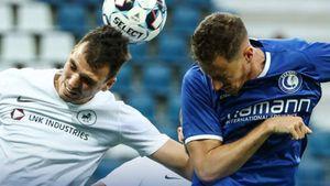 «Гент» спасся в игре против РФШ в матче потенциальных соперников «Рубина»