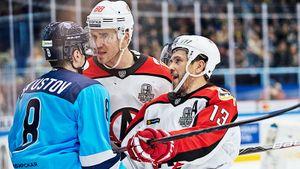 «Я не знаю другого такого игрока. Дацюк могбы усилить любую команду». Интервью Трямкина— об «Автомобилисте» и НХЛ