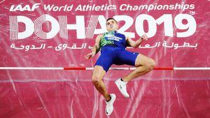 Русские прыгуны взяли серебро ибронзу чемпионата мира. Так высоко они непрыгали никогда