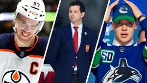 Ротенберг сравнил русского юниора случшим хоккеистом мира. Что сэтим нетак