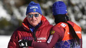 Бородавко назвал состав сборной России на женскую эстафету чемпионата мира по лыжным гонкам