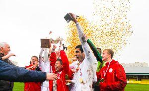 Футболисты из Москвы выиграли первенство России среди юниоров