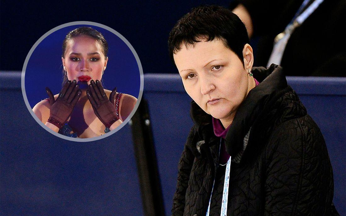 Инна Гончаренко отреагировала на жесткую критику Иоланды Чен в адрес Алины Загитовой