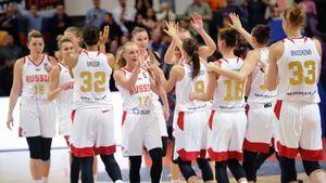 Женская сборная России по баскетболу узнала соперников на групповом этапе чемпионата Европы