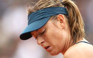 Унизительное поражение Шараповой на Ролан Гаррос. Соперница позволила ей выиграть всего 3 гейма