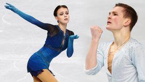 Объявлен состав на прыжковый турнир Кубка Первого канала по фигурному катанию: девушки сразятся с юношами