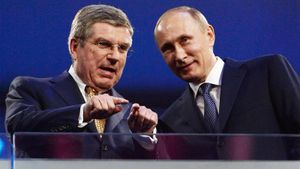 «Виновные должны быть наказаны самым суровым образом». МОК— орекомендациях WADA вотношении России
