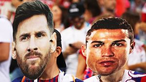 Каррагер: «Месси более совершенный игрок, чем Роналду»