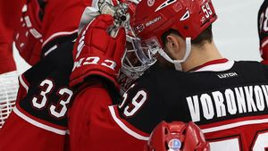 «Витязь» прервал серию из 7 поражений подряд, обыграв «Сибирь»