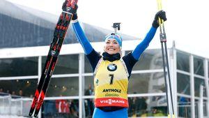 Секс-символ мирового биатлона Вирер забрала еще одно золото надомашнемЧМ. Россиянок нет втоп-10