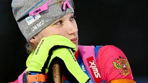 Докатились… От России в масс-старт попала одна биатлонистка. Казакевич финишировала 24-й из 30-ти