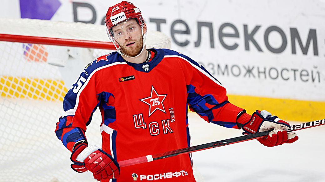 Без Капризова в ЦСКА проваливается олимпийский чемпион. Григоренко не может найти себя после поездки в Америку